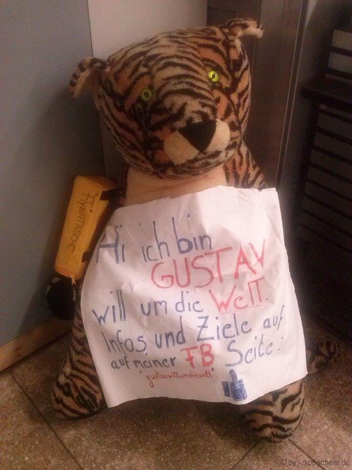 Gustav in Frankfurt