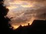 Himmel über Bad Nauheim